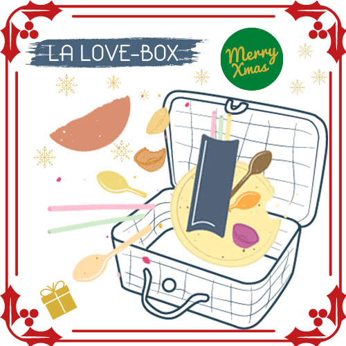 Switch Eat - love box Noel