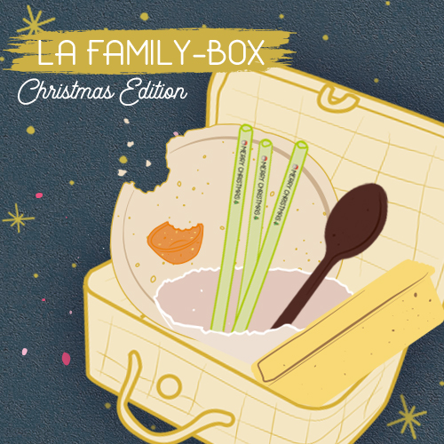 Switch Eat - Family-Box - Christhmas édition